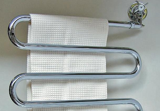 Как сделать сушилку для полотенец своими руками